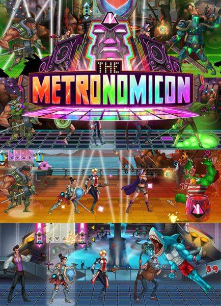 Обложка The Metronomicon