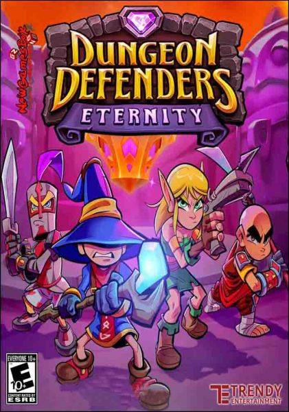 Обложка Dungeon Defenders Eternity