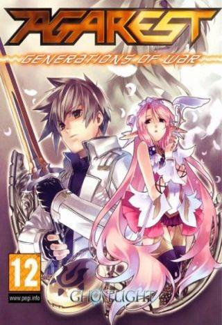 Обложка Agarest: Generations of War Zero