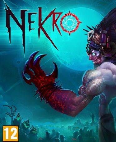 Обложка Nekro: Collector's Edition