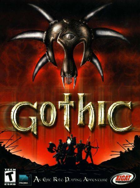 Gothic: The Old Story