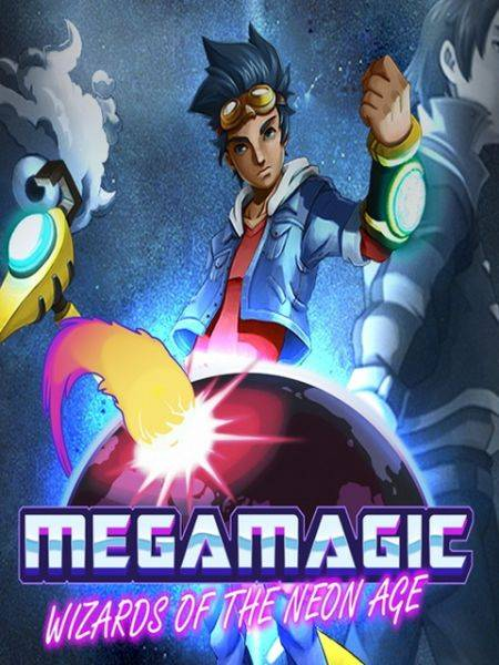 Megamagic: Wizards of the Neon Age [GOG]