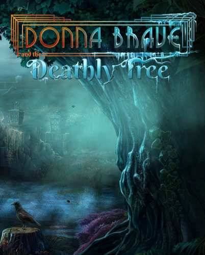 Обложка Donna Brave 2: And the Deathly Tree Collectors Edition