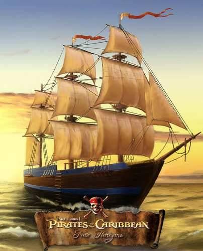 Pirates of the Caribbean - New Horisons / Пираты Карибского моря - Новые Горизонты