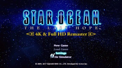 первый скриншот из STAR OCEAN: THE LAST HOPE - 4K & Full HD Remaster