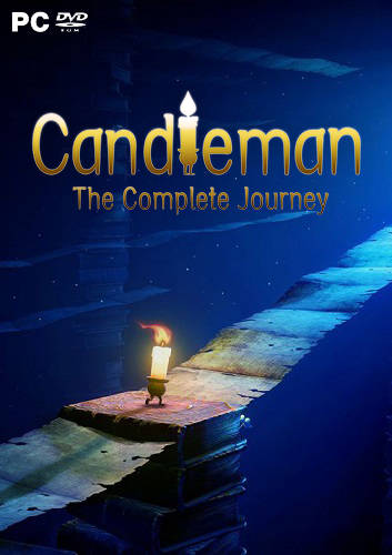 Обложка Candleman: The Complete Journey