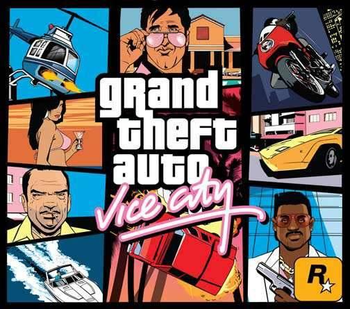 Grand Theft Auto Vice City Japanese Edition