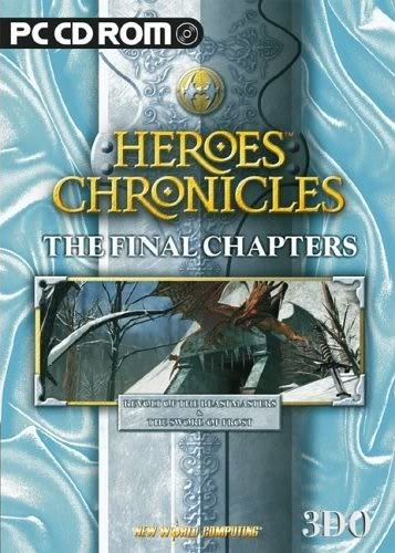 Обложка Heroes Chronicles: The Final Chapters