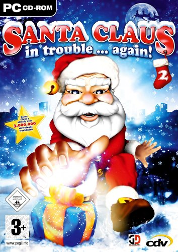 Santa claus in trouble. Again! Download.