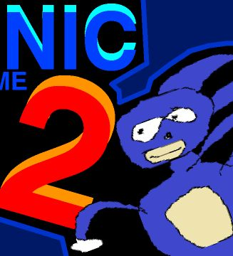 Обложка Sanic The Game 2