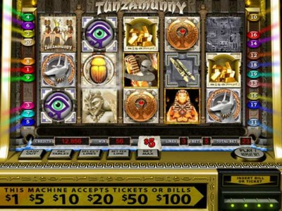 третий скриншот из Reel Deal Slots Adventure III World Tour