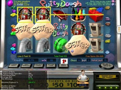 четвертый скриншот из Reel Deal Slots Adventure III World Tour