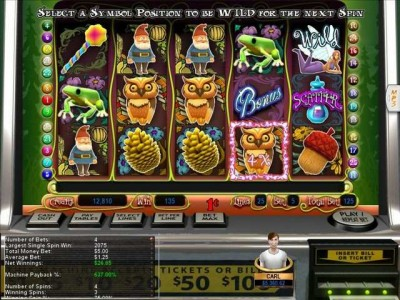 второй скриншот из Reel Deal Slots Adventure III World Tour