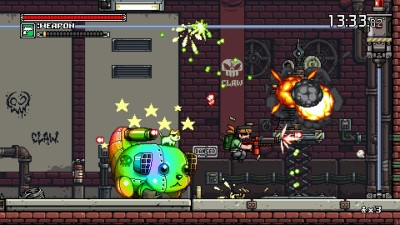 второй скриншот из Mercenary Kings Reloaded Edition
