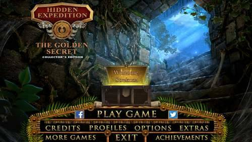 Hidden Expedition 16: The Golden Secret Collector's Edition