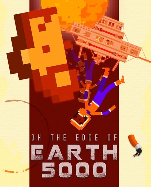 On the edge of Earth: 5000