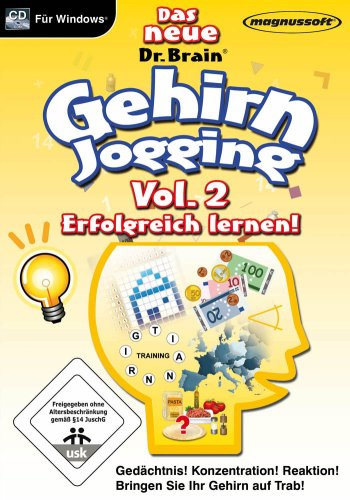 Dr. Brain Gehirnjogging Vol. 2