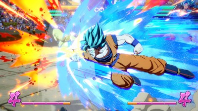 первый скриншот из DRAGON BALL FighterZ – Ultimate Edition