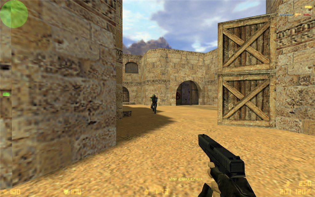 an overview of the computer game counter strike Counter-strike isn't just a game, it's a phenomenon originally created by a couple of college students as a downloadable mod for valve's pioneering 1998 pc first-person shooter, half-life.