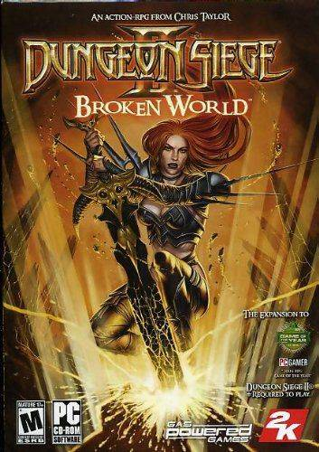 Dungeon Siege 2 - Broken World