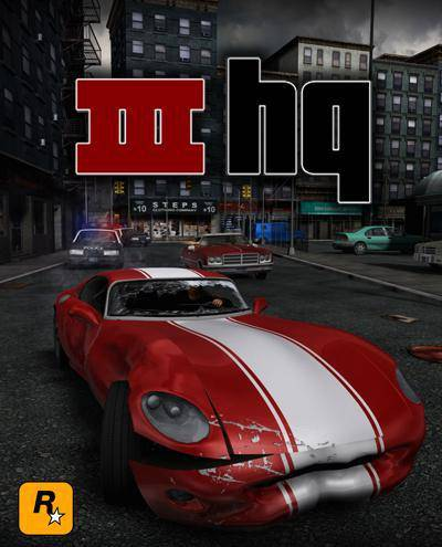 GTA 3 / Grand Theft Auto III High Quality