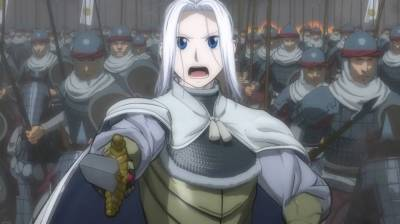 второй скриншот из Arslan: The Warriors of Legend