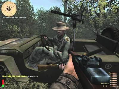 второй скриншот из Medal of Honor Allied Assault : Breakthrough