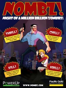 NOMBZ: Night of a Million Billion Zombies