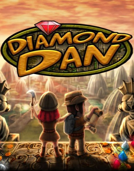 Diamond Dan and the Towers of Treasure