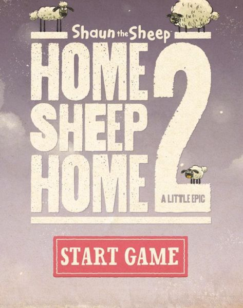 Обложка Home Sheep Home 2: A Little Epic