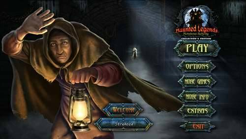 Haunted Legends 12: Monstrous Alchemy Collector's Edition