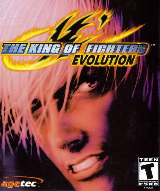 Обложка The King of Fighters '99: Evolution