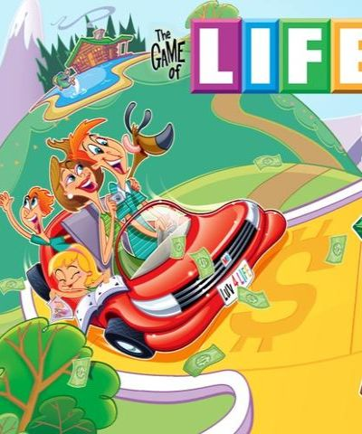 Обложка The Game of Life Deluxe