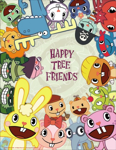 Happy Tree Friends: Flash Games